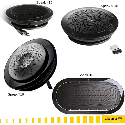 b988cc0c9ed Jabra continues to build upon the success of the Speak family with its  newest offering, the Speak 710. The Speak 710 takes wireless collaboration  to the ...