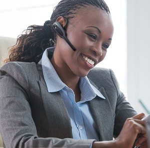 V200 Wireless Headset Connects To Pc Desk Phone Avcomm Solutions Inc