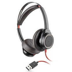 Blackwire 7225, Black, USB-A
